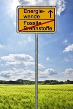 """Foto: Straßenschild """"Energiewende"""""""