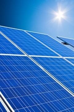 Foto: Solarzellen / Photovoltaik