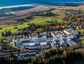Luftaufnahme der BG-Unfallklinik Murnau